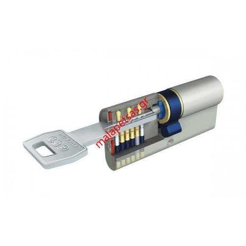 κυλινδρος ασφαλειαςμε κλειδι εργοταξιου AGB SCUDO 5000